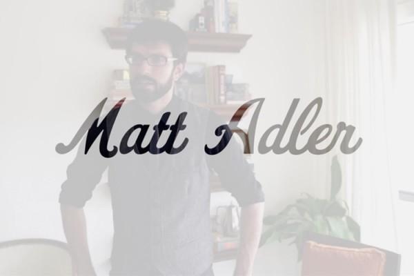 Waiting // Matt Adler
