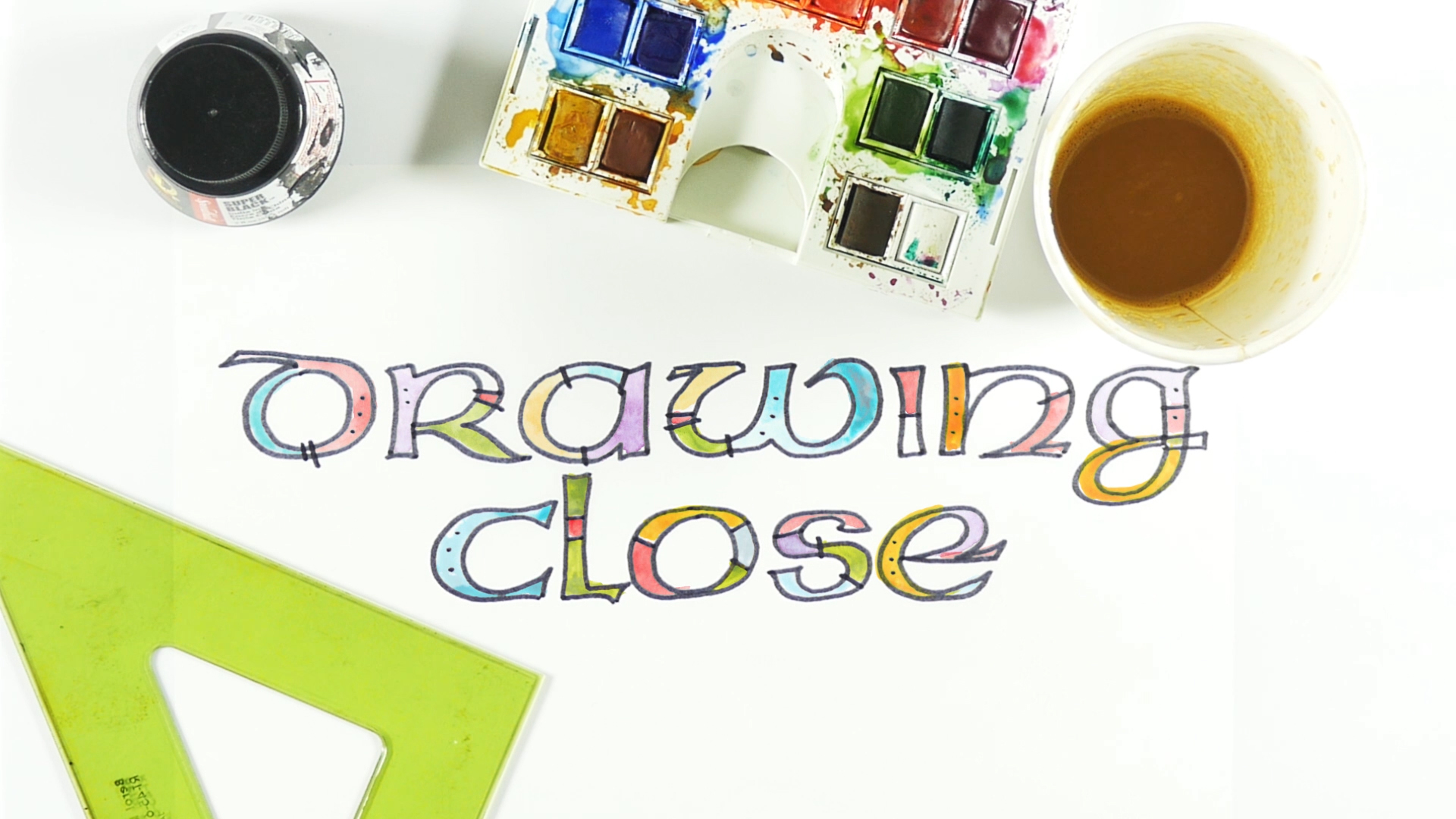 Drawing Close Documentary